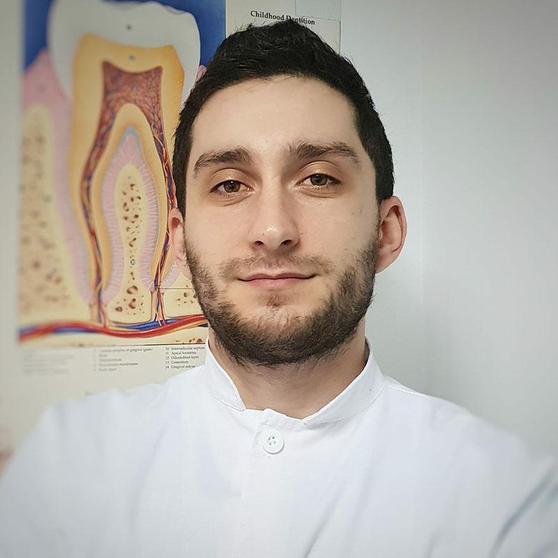Eco Smile dentist ghita razvan